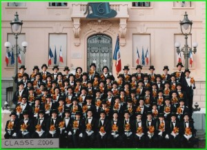 Photo officielle de la classe 2006 (20 ans).