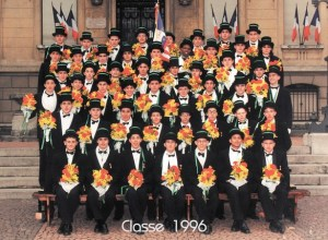 Classe 1996 photo officielle 20 ans